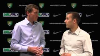 USL PRO Playoffs Preview -- Richmond vs. Charlotte