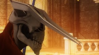 Repeat youtube video Skyrim Mod of the Day - Episode 90: Ichigo's Vasto Lorde Transformation/Forsworn-Bandit Children/HD 4K Dwarven Shield