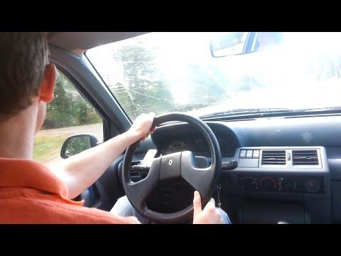 Dovanotas Renault Clio, misija Šventoji - Prienai