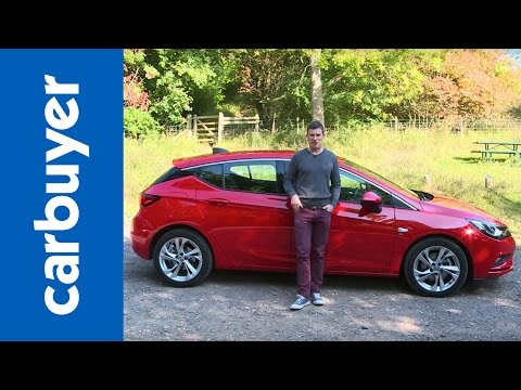 Vauxhall Astra (Opel Astra) 2015 review – Carbuyer