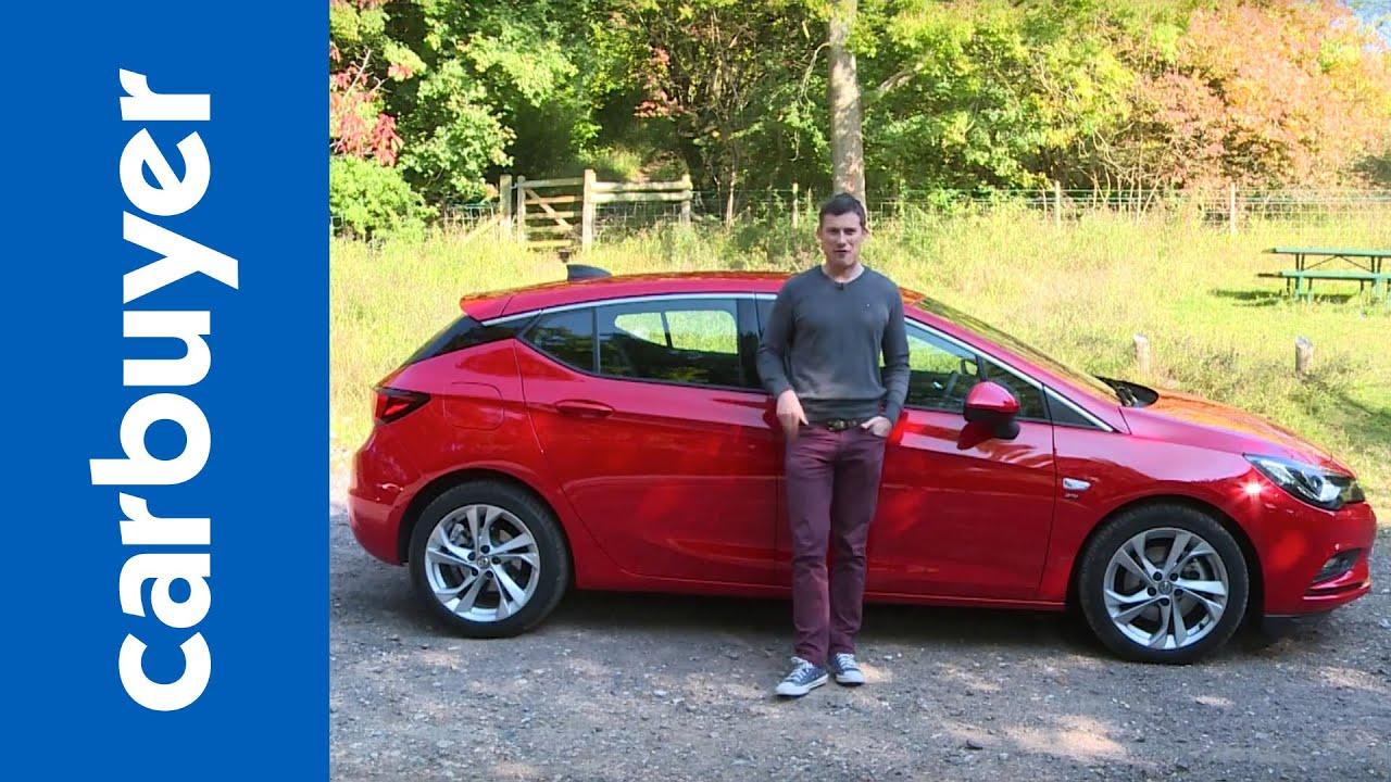 Vauxhall Astra (Opel Astra) review - Carbuyer - YouTube