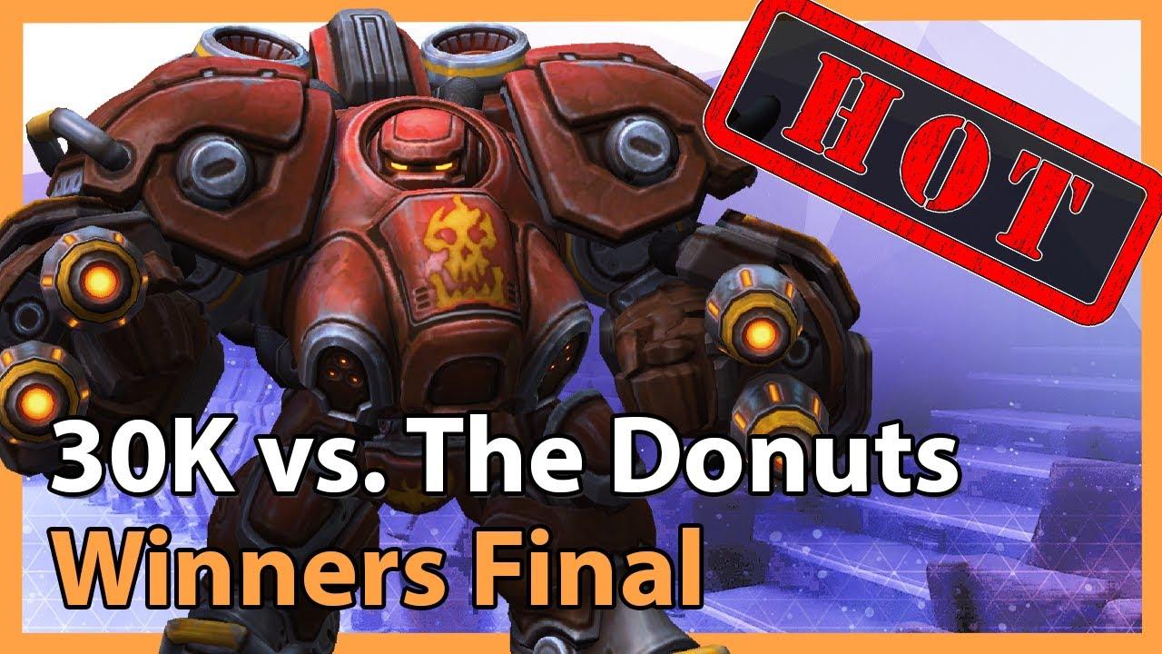 30K vs. Donuts - MC Offline Finals - Heroes of the Storm Tournament