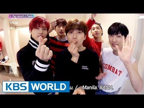 [KBS World Magazine K-Rush 2017.03.10] Ep.1 : MC Red Velvet Wendy