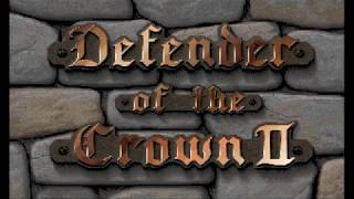 Commodore CDTV Longplay - Defender of the Crown II