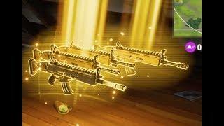 Fortnite - Battle Royale - Duo Victory Royale #5 | 4 Golden Scars 1 Match