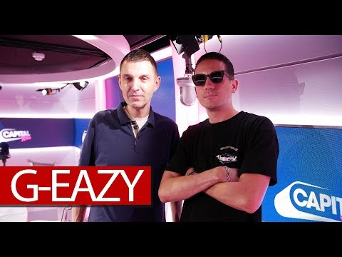 G-Eazy on how it goes down at new crib, Mac Dre, Wireless, new album