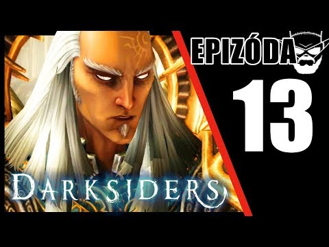 NAJLEPŠÍ LEVEL V HRE ! - Darksiders Warmastered / 1080p 60fps / CZ/SK Lets Play / # 13