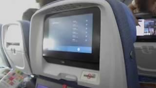 Boeing 787 Dreamliner di Air Europa, opinione di Turvideo