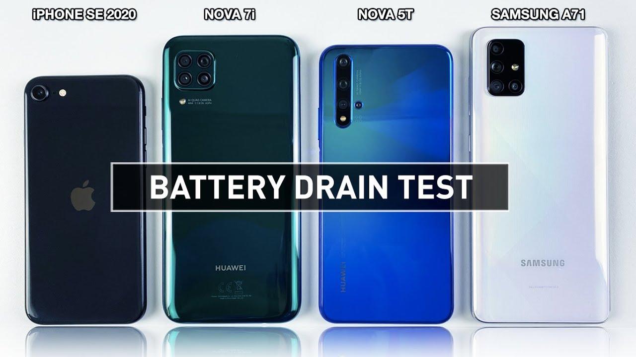 iPhone SE 2020 / Nova 7i / Nova 5T / Samsung A71 BATTERY ...