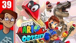 Let's Play Super Mario Odyssey Part 39 (Patreon Chosen Game)