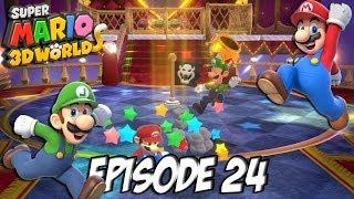 Super Mario 3D World: Let's Fun | L'épisode à MrBboy45 | Episode 24 Thumbnail