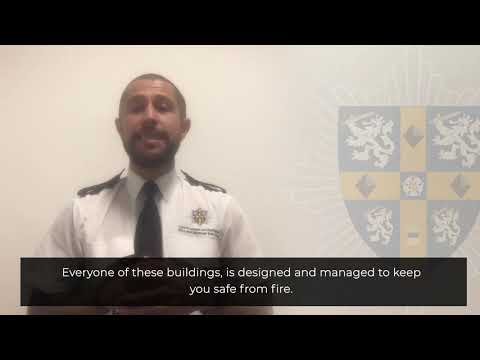 Fire Safety in Student Accommodation by County Durham and Darlington Fire and Rescue Service