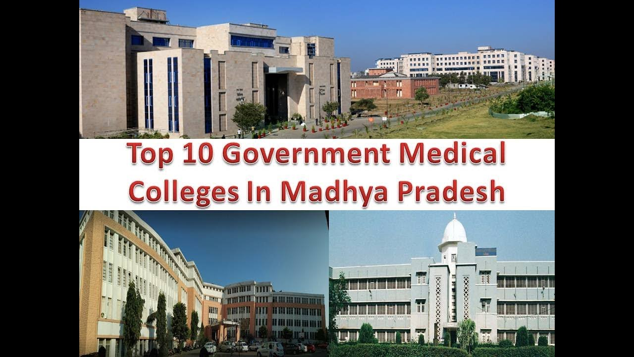 Top 10 Government Medical Colleges In Madhya Pradesh