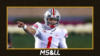 Les levine and dennis manoloff discuss the big ten's decision regarding ohio state buckeyes ten championship.watch more sports & m...