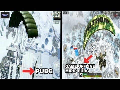 5 GAME MIRIP PUBG OFFLINE TERBAIK DI ANDROID #Part2