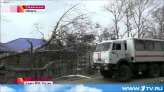 Новые подробности урагана на Сахалине(, 2015-10-04T16:10:55.000Z)