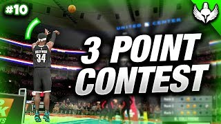 NBA 2K20 MyCAREER #10 - This Is The Most Intense 3 Point Contest Ever!