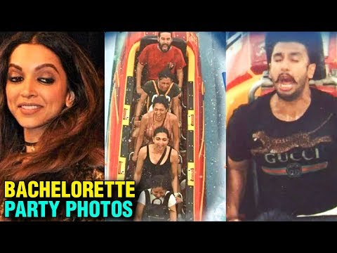 Deepika Padukone's BACHELORETTE PARTY Was Definitely Not For The Faint Hearted