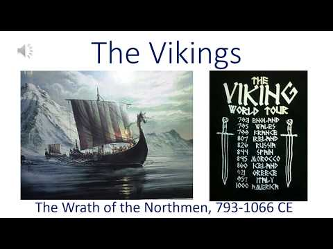 The Viking Age: Wrath of the Northmen, 793-1066 CE
