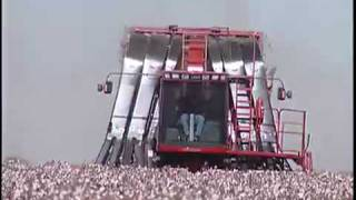 Case IH Cotton Picker