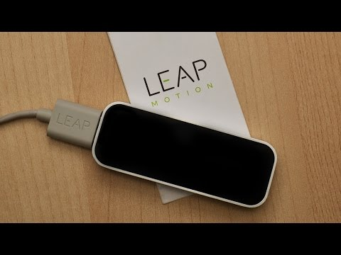 Leap Motion Controller | Revisited (2015)