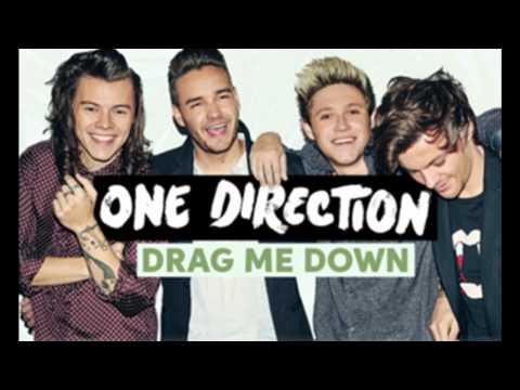 One DiRECTION - Drag Me Down 1 Hour Version
