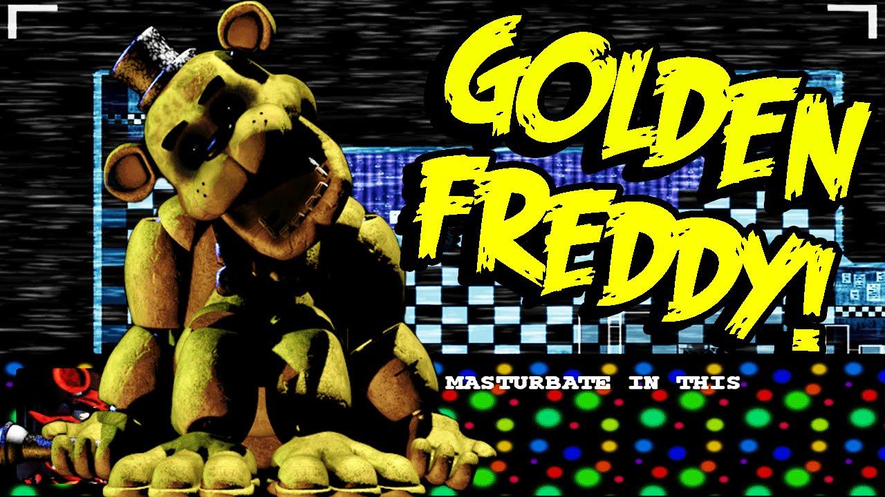 PLAY AS GOLDEN FREDDY!! | Golden Freddy's Debauchery Simulator | Part 1