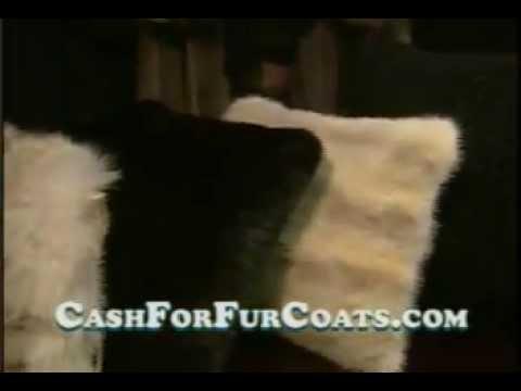 CA$H FOR FUR COAT$ Fur Recycling Program!