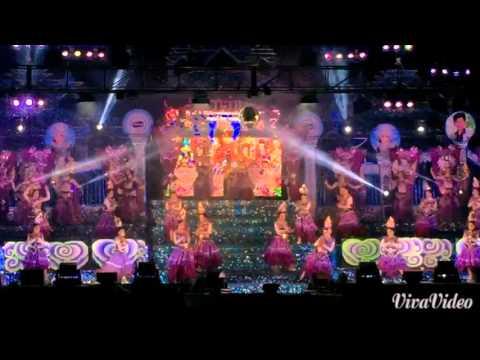 โชว์เปิดวงหนึ่ง รุ่งทิวาอำนวยศิลป์ 2558-2559 [HD]