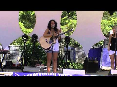 Olivia De La Cruz-LIVE @ SUMMER MELTDOWN 2013 ( FULL SHOW)