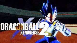 Dragon Ball Xenoverse 2 PC MOD - Vegeta's New Form (Super Saiyan Blue 2)