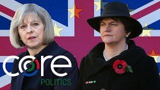 EXPLAINED: DUP block Brexit Deal