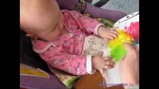 Как рисовать с детьми.Рисуем пальчиковыми красками(Даже самые маленькие детки начинают свое творчество и создание первых шедевров с нашей помощью. А как прави..., 2013-02-22T18:51:15.000Z)