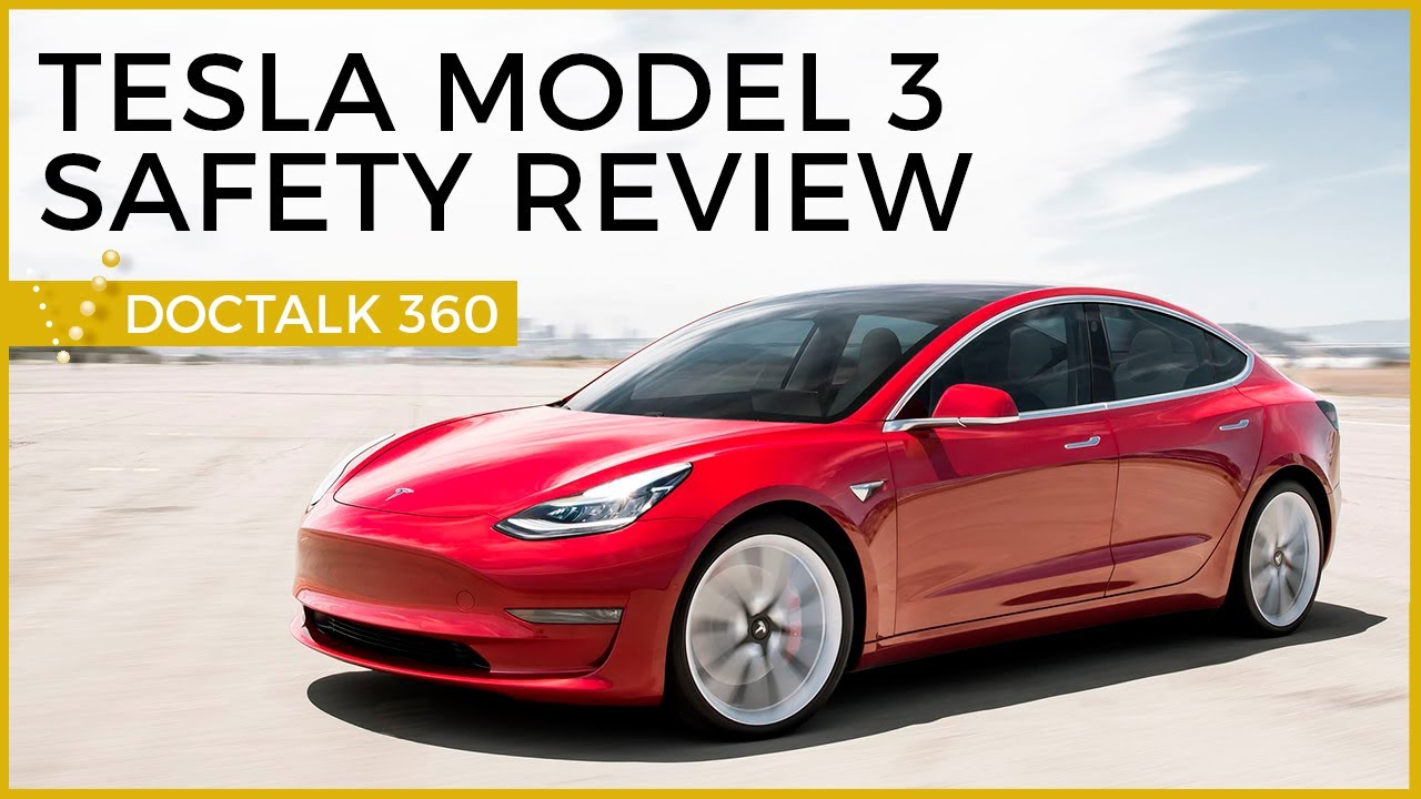360 Degree Video   Tesla Model 3 Safety Interview - YouTube