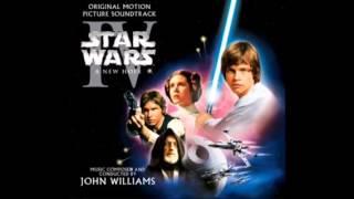Star Wars Soundtrack 20) The Trash Compactor