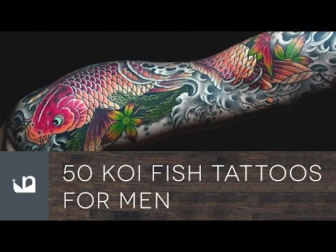 50 Koi Fish Tattoos For Men