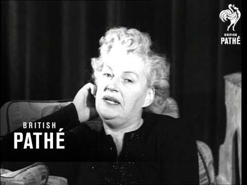 Interview With Gracie Fields (1940-1949)