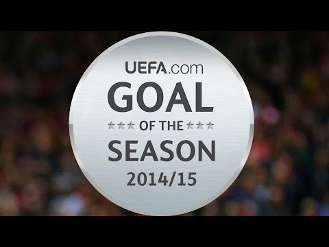 Messi, Ramsey, De Bruyne? 2014/15 Goal of the Season nominees