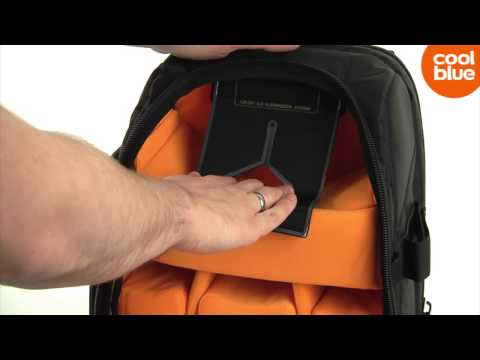 Case Logic SLRC-206 cameratas mini-videoreview en unboxing (NL/BE)