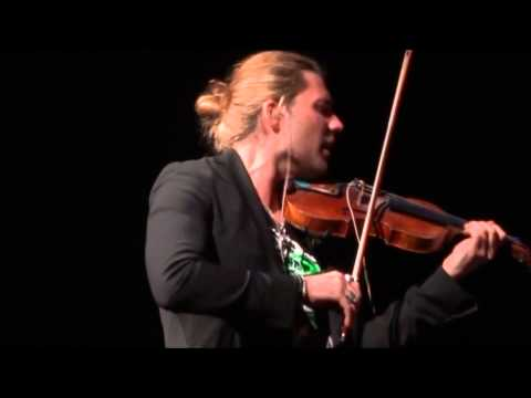 David Garrett - Gypsy Dance - Wallingford, CT
