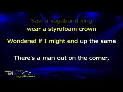 Bon Jovi   These Days - Karaoke