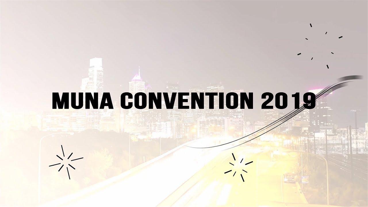 MUNA Convention