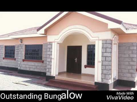 Superlative 3 bedroom Bungalow For sale in  Kitengela Kenya