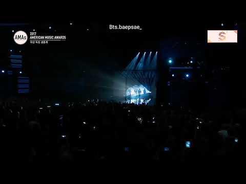 171119 BTS [ 방탄소년단]  'DNA' Performance At 2017 AMERICAN MUSIC AWARDS [ AMAs ]
