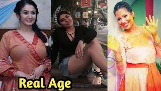 Real Age of Tarak Mehta ka Ooltah Chashmah Actress - 2018