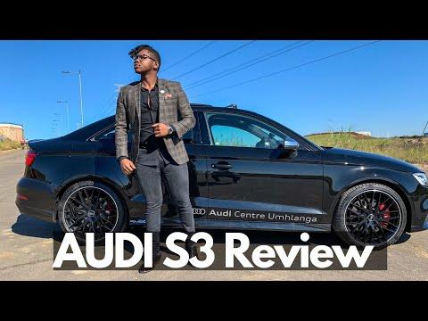 Audi S3 2020 Review   Lifestyle Car Vlog   Audi S3 Sportback 2020 Review   Vlog 7   SA YouTuber