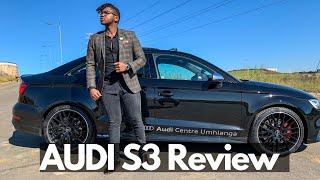 Audi S3 2020 Review   Lifestyle Car Vlog   Audi S3 sportback 2020 review