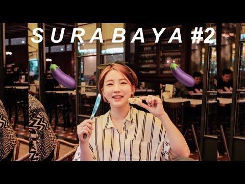 ✈️ [Surabaya #2] Ini Bukan VLOG Tapi Mukbang (feat. Penyet Dan Tauisi)