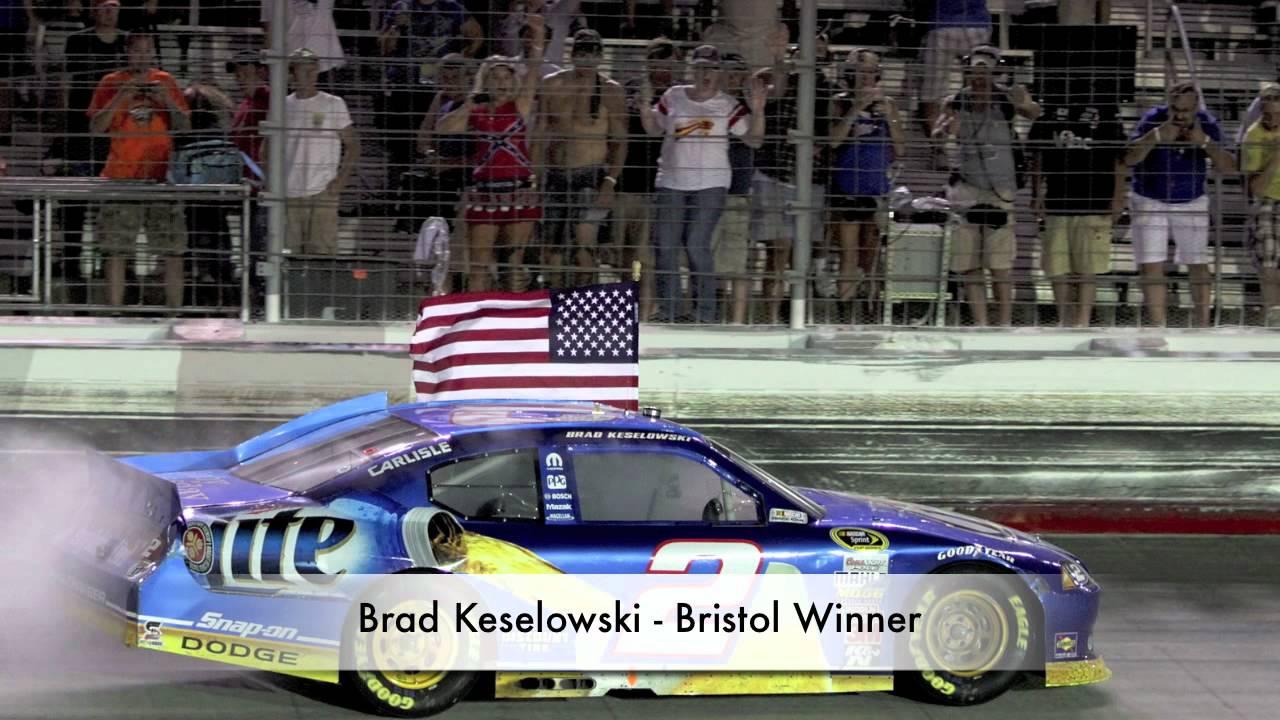 Kurt Busch, Brad Keselowski Give Birth To New Nascar Rivalry