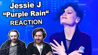 "Download lagu ""Jessie J - Purple Rain"" Singers Reaction"